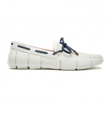 Swims Lace Optical White