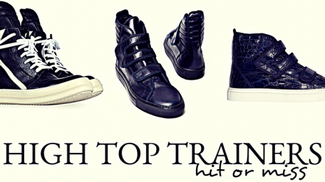 high-top-trainers